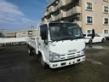 いすゞ エルフトラック 3トンセミロング平ボデー