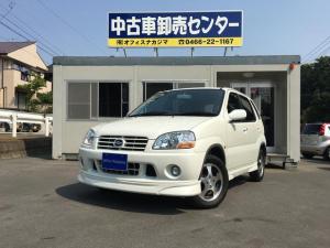 スズキ スイフト SF マニュアル 4WD キーレス CD