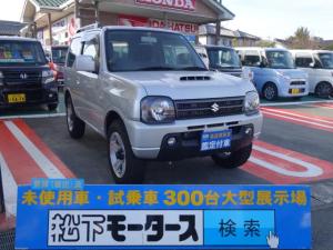 スズキ ジムニー XC 4WD 5MT キーレス ディーラー試乗車