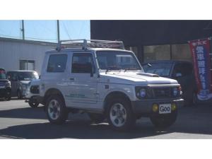 スズキ ジムニー ワイルドウインド  4WD  オートマ ルーフキャリア
