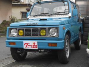 スズキ ジムニー EPiターボ 幌 4WD リフトアップ公認 社外ハンドル