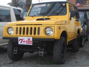 スズキ ジムニー ワイルドウインドリミテッド 4WD ターボ CDオーディオ