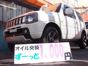 スズキ ジムニー クロスアドベンチャーXC 4WD 5MT革調シートETC