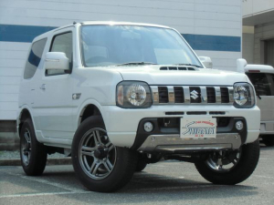 スズキ ジムニー ランドベンチャー 4AT車 軽自動車 特別仕様車 全国保証