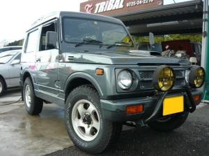 スズキ ジムニー ECパノラミックルーフ 4WD