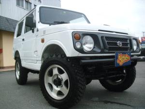 スズキ ジムニー HA 2インチリフトアップ 5速 4WD