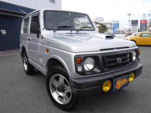 スズキ ジムニー XS 5MT 4WD タイベル交換済み ノーマル車両
