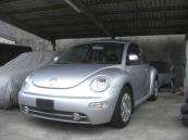 フォルクスワーゲン VW ニュービートル ベースグレード キーレス