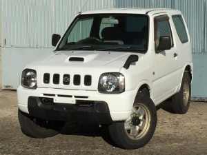 スズキ ジムニー XG 4WD 5速 ターボ