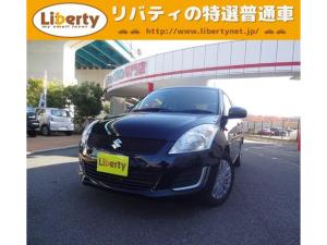 スズキ スイフト XG CVT 純正CDオーディオ リースアップ車