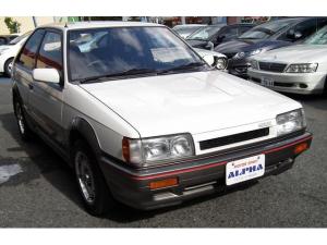 マツダ ファミリア GT-X