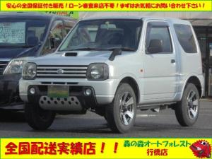 スズキ ジムニー XGパートタイム4WD 社外CD AW