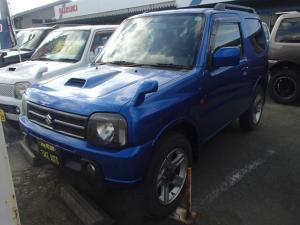 スズキ ジムニー XC 4WD ターボ 5型