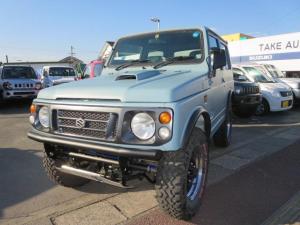 スズキ ジムニー XC リフトアップ カスタム マッド 4WD ターボ