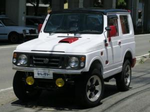 スズキ ジムニー ランドベンチャー ターボ 4WD CD 50mmリフトアップ