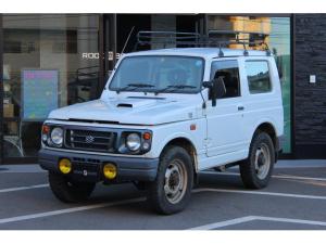 スズキ ジムニー HA JA12V 5速MT 4WDターボ パワステ