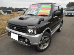 スズキ ジムニー ワイルドウインド 4WD タイミングチェーン式 ナビ付