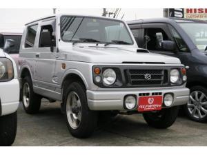スズキ ジムニー XLリミテッド 4WD マニュアル5速 背面タイヤ