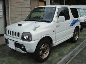スズキ ジムニー ランドベンチャー CDコンポ キーレス 4WD ETC付
