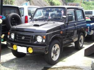 スズキ ジムニー XC 背面ハードタイヤカバー 4WD ターボ