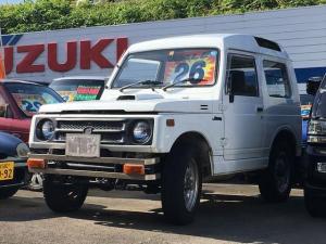 スズキ ジムニー EC 5速MT 4WD ターボ エアコン パワステ