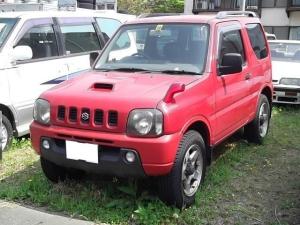 スズキ ジムニー XC 4WD CD付