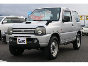 スズキ ジムニー XG 4WD マニュアル5速 キーレス