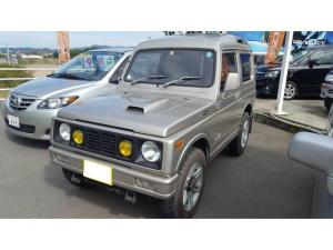 スズキ ジムニー インタークーラーターボパノラミックルーフ4WD PS AW
