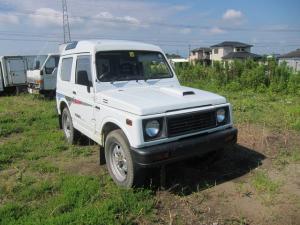 スズキ ジムニー EC 4WD コスミックルーフ