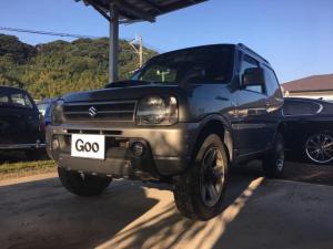 スズキ ジムニー ワイルドウインド 4WD ターボ CDMD キーレス アルミ