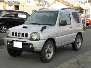 スズキ ジムニー XC キーレス アルミホイール 4WD