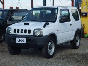 スズキ ジムニー XL 4WD 背面タイヤ AT車