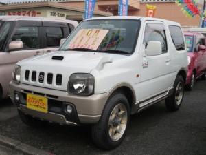 スズキ ジムニー ランドベンチャー 4WD メモリーナビ ワンセグTV