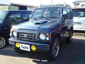 スズキ ジムニー ランドベンチャー 4WD 5速ミッション車 ワンオーナー車