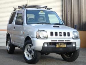 スズキ ジムニー XC 4WD ターボ ルーフキャリア付き