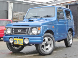 スズキ ジムニー XLリミテッド 切替式4WD エアコン パワステ