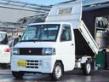 三菱 ミニキャブトラック PTO式ハイテンダンプ 切替式4WD パワステ
