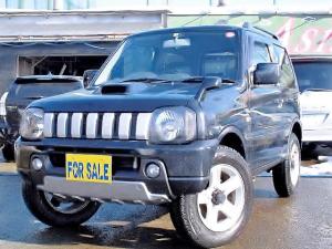 スズキ ジムニー ワイルドウインド 切替式4WD ABS ICターボ VI型