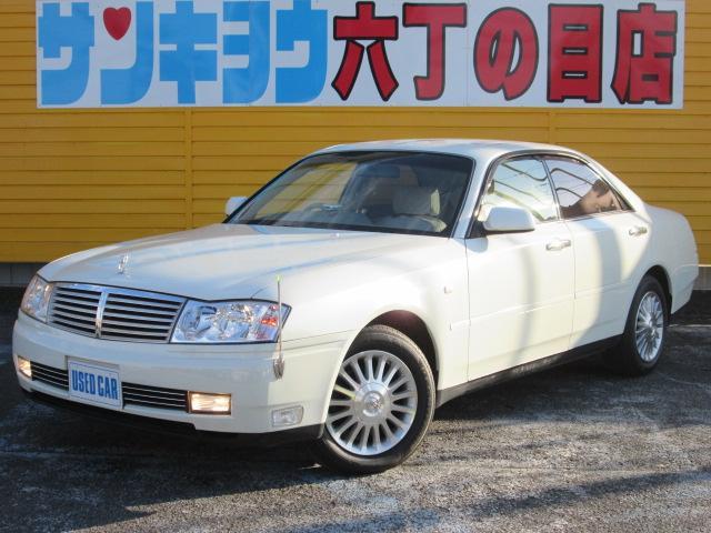 日産 セドリック 300LV ナビエディション 純ナビ スタットレス HID