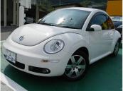 フォルクスワーゲン VW ニュービートル LZ HDDナビ ワンセグTV 本革シート シートヒーたー