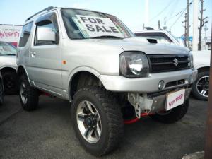 スズキ ジムニー XC 4WD HDDナビワンセグTV リフトアップ