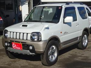 スズキ ジムニー ランドベンチャー 4WD TB 16AW 黒半革シート