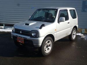 スズキ ジムニー XG 4WD 5速マニュアル キーレス