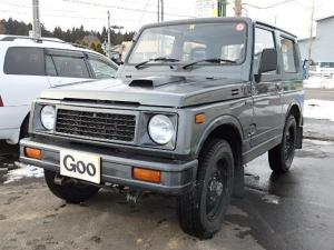 スズキ ジムニー HA 4WD ターボ 5速マニュアル