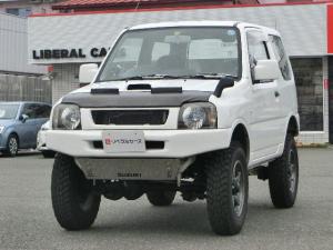スズキ ジムニー XG 4WD 5速マニュアル リフトアップ LEDテール