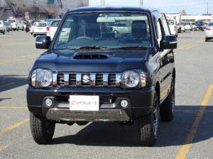 スズキ ジムニー ランドベンチャー 4WD 登録済未使用車 専用16インチAW