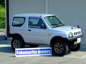 スズキ ジムニー XL 4WD 5MT リフトUP DVDナビ マッド16AW