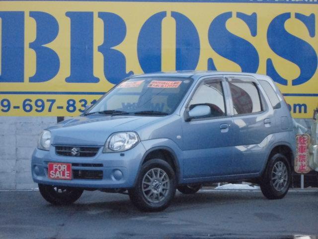スズキ Kei A 2WD 関東仕入 ワンオーナー車