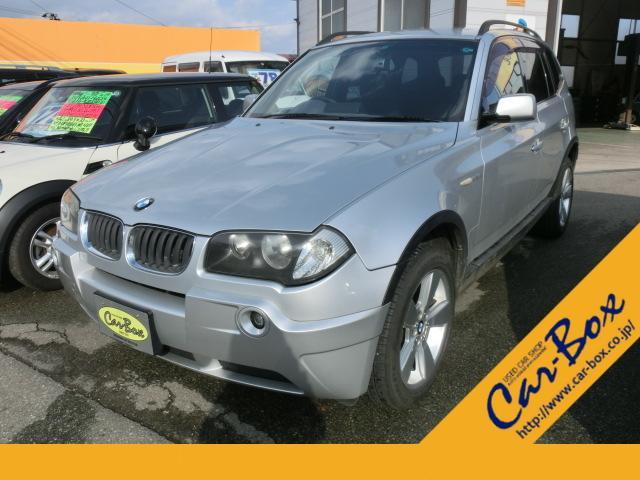 BMW BMW X3 2.5i 4WD ETC