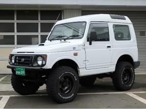 スズキ ジムニー YC 4WD パノラミックルーフ  3インチリフトアップ